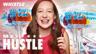 14-Year-Old CEO Does MILLIONS In Candy Sales!