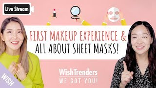 My very first XXX!!! | All about sheet mask | WishTrenders, We Got You!