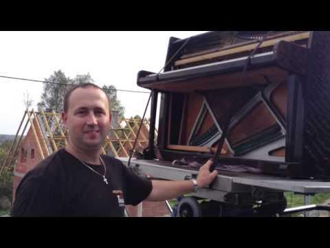 Pianina Piano Fortepiany Przeprowadzki Transport