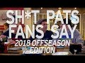 Fitzy 39 S Wicked Pissah Afc Championship Cast 2018