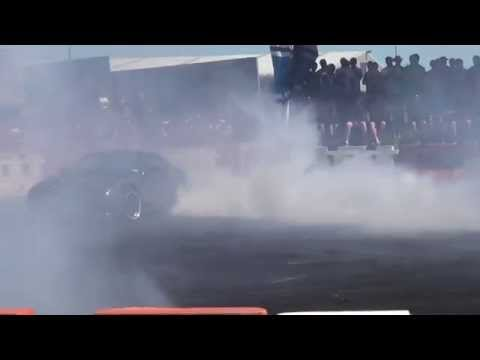 Nelson, NZ Burnouts 2013