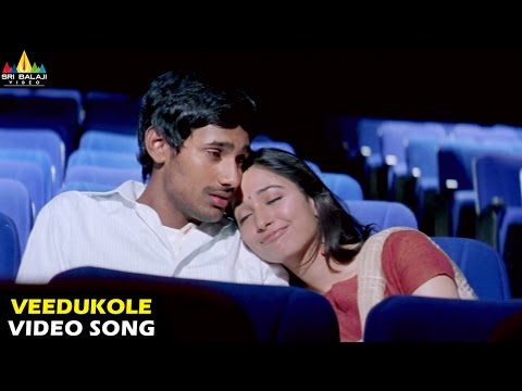 Veedukole Video Song - Happy Days (Varun Sandesh Tamanna) -...