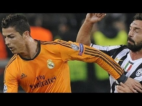 Real Madrid CF vs Juventus FC (2-2) All Goals & Highlights 05/11/2013 HD