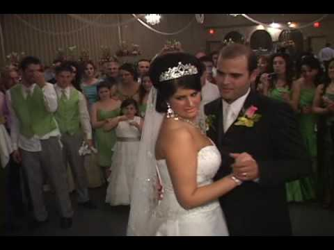 Albanian Wedding Kreshnik & Matilda Part 7