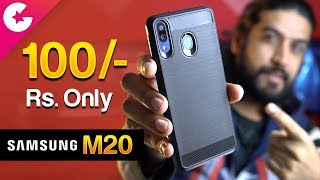 BEST Case for Samsung Galaxy M20 !! (Hindi)