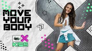 Download Lagu Move Your Body - Sia (Coreografia) FitDance Kids Gratis STAFABAND