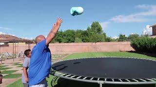 Best Giant Slime Wubble Bubble Water Balloon? What Happens?! 2017