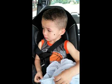 LeBron James broke my babies heart