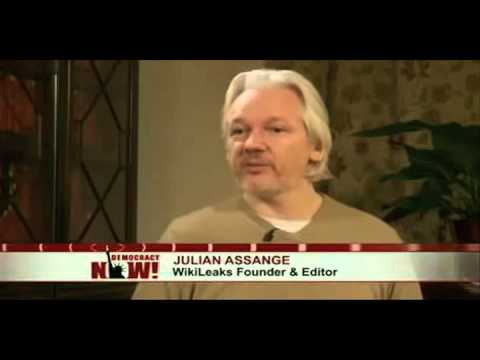 Exclusive: Inside Embassy Refuge, Julian Assange on WikiLeaks, Snowden & His New Bid for Freedom