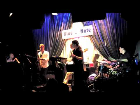 Mauricio Zottarelli 5et - Pinocchio live at Blue Note NYC 2011