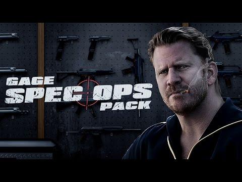 [PAYDAY 2] Gage Spec Ops Pack - Обзор внезапного дополнения