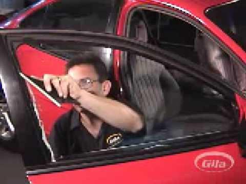 How to tint car side-window   DIY-sidewindows