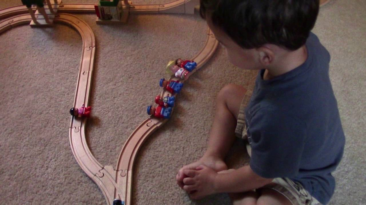 [2 Year Old's Solution To A Moral Dilemma Is Ice Cold] Video