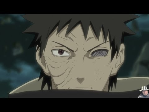 Naruto Shippuden Episode 343 -ナルト- 疾風伝 Review - Tobi's Identity Revealed - Obito & Madara Vs Every1