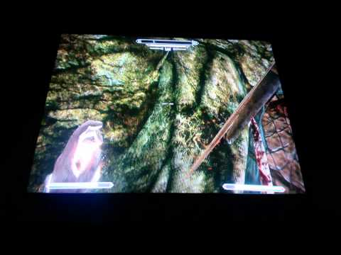 Skyrim glitch: how to level up skills quickly!