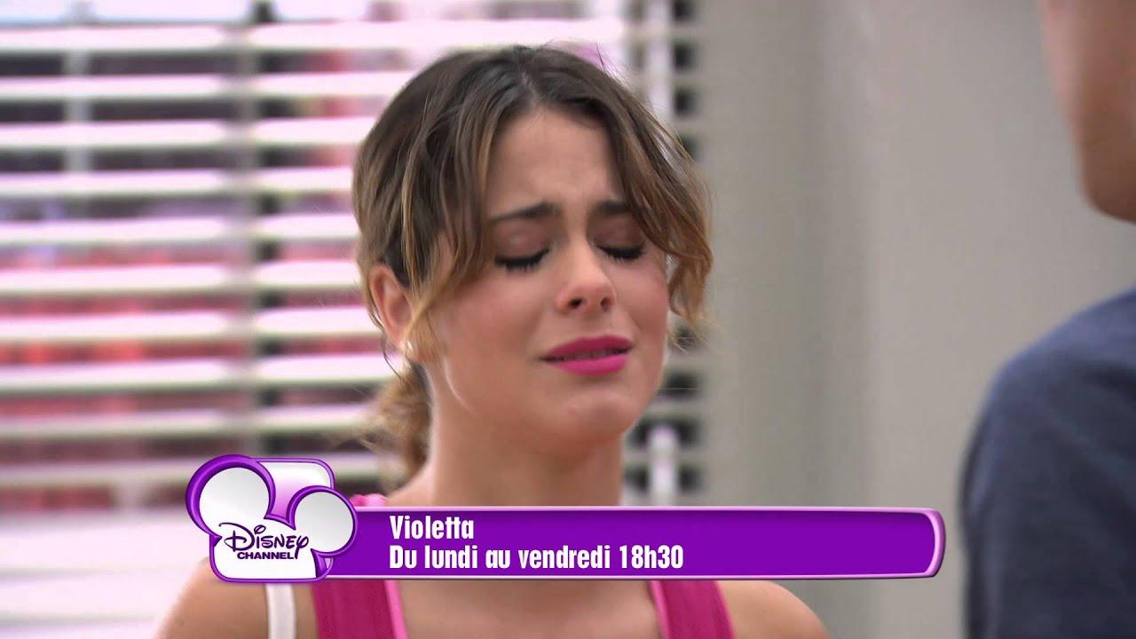 Violetta saison 2 r sum des pisodes 66 70 exclusivit disney channel youtube - Photo de violetta saison 3 ...