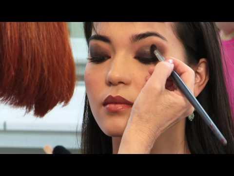 Asian Eyes Makeup Tutorial: Smokey Eyes (Asian Skin, Ep4)