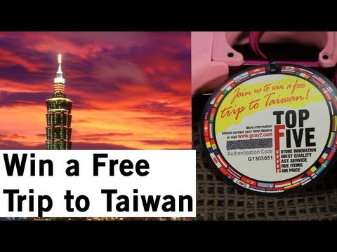 Airsoft GI - G&G All Expense Paid Trip to Taiwan! Buy a G&G Gun to Enter the Raffle!