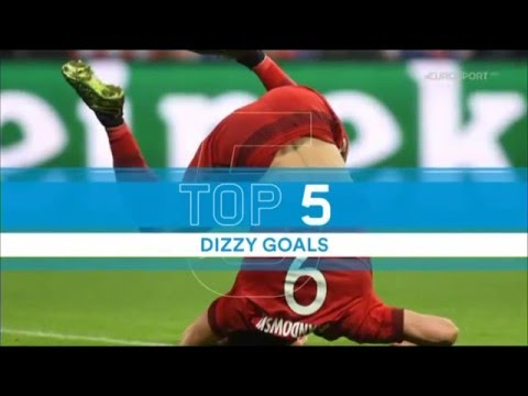Dizzy Goals (Top 5) 2016 HD