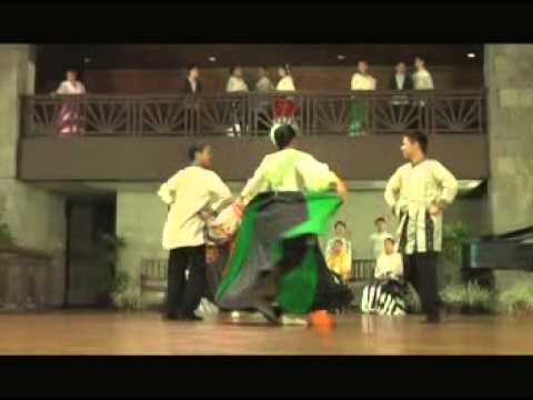 Jota Gumaqueña - Philippine Folk Dance video