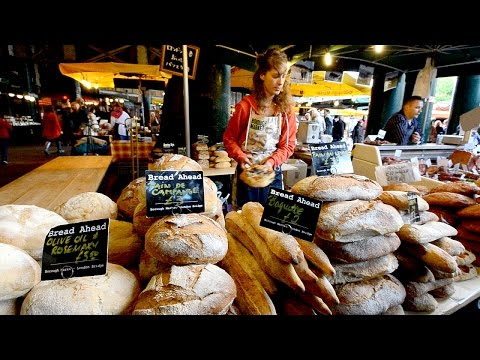 BOROUGH MARKET London England Food GLORIOUS Food