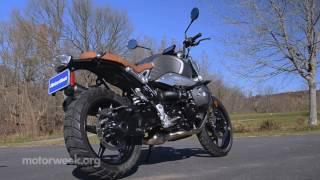 Two Wheelin': BMW R nineT Scrambler