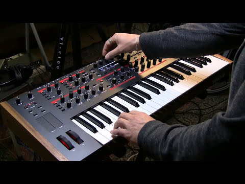 The Dave Smith Instruments Pro 2:  Oscillator Functionality