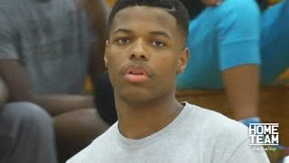 Dennis Smith Jr. Will Be A Lottery Pick In The 2017 NBA Draft! NASTY PG!!