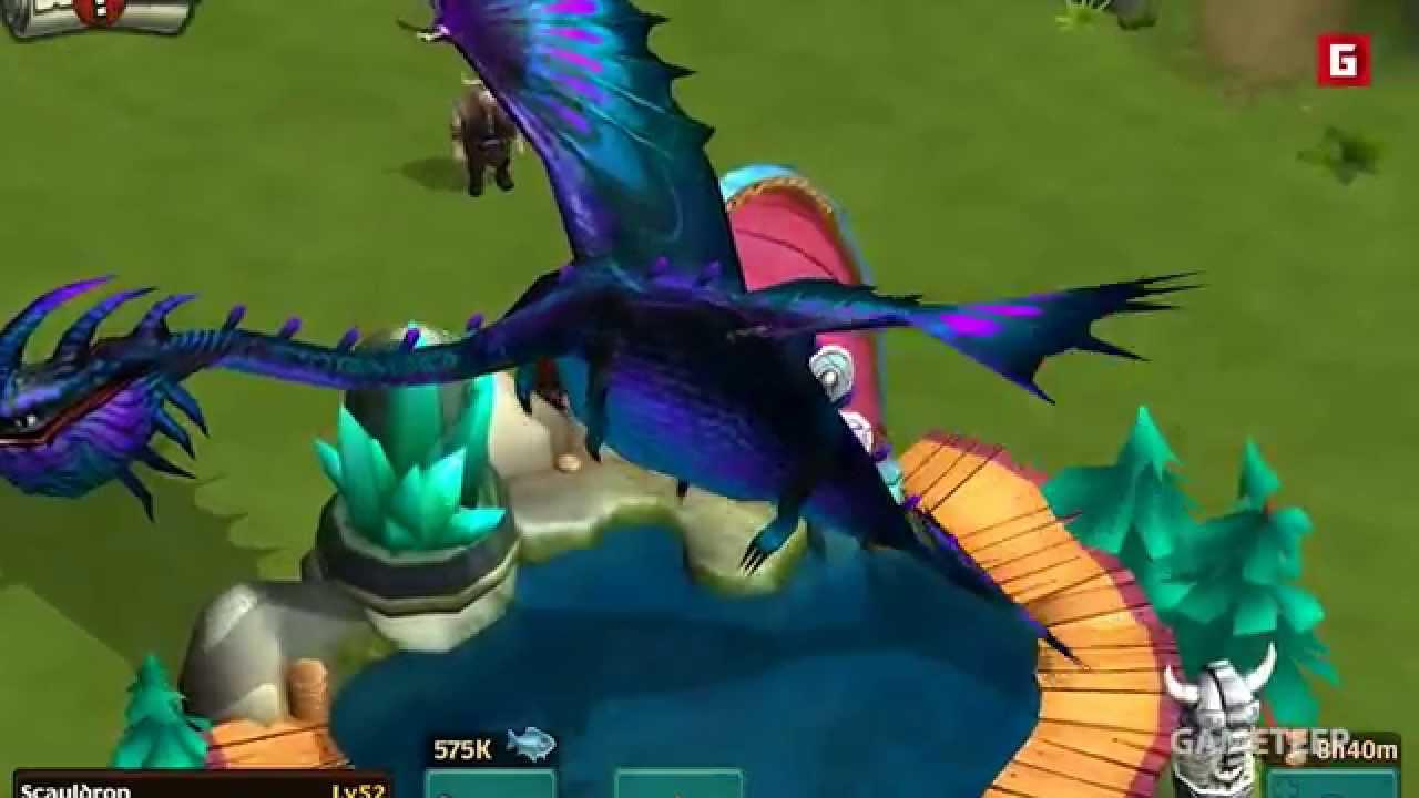Dragons Rise of Berk Titan Scauldron Dragons Rise of Berk