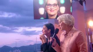 'The Worth It' Show  - Helen Mirren on Meryl Streep