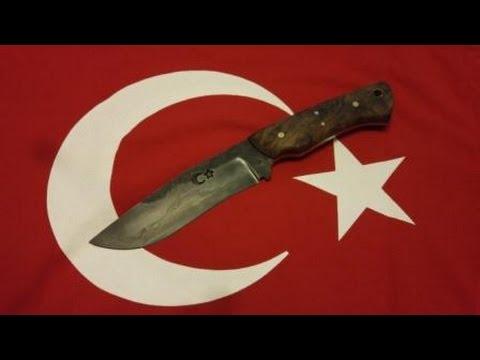 Soytürk Dönmez Usta Bıçak Yapımı