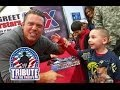 The Miz can't win over a young WWE fan: 2013 Tribute to The Troops