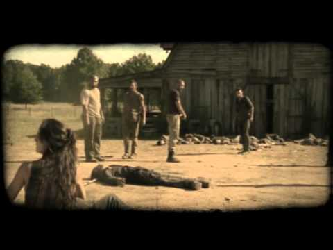 CLUTCH - The Regulator - fan made Music Video - The Walking Dead TV Show