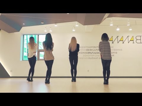 開始Youtube練舞:DDD-EXID | 熱門MV舞蹈