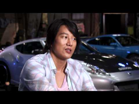 Fast Five (2011) Sung Kang Interview