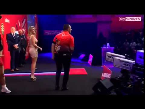 Devon Petersen brilliant walk on and dance!