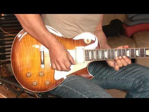 2008 Gibson Les Paul 1959 Reissue Custom Shop Part3 (altern. Take)
