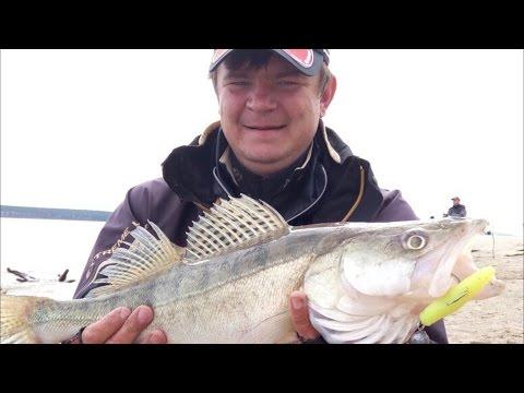 Рыбалка на джиг с берега. Тестирование приманок на судака.