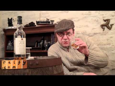 whisky review 152 - Smokey Joe