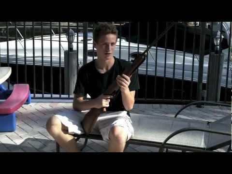 Review, Crosman Optimus 1200fps .177 Cal Air Rifle And Trigger Fix