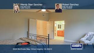8324 Northvale Way Citrus Heights, CA |  ColdwellBankerHomes.com