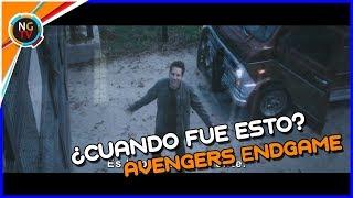 Avengers Endgame: Ant-man sale del reino cuántico.