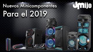 Nuevos Minicomponentes para el 2019