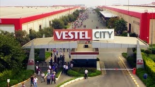 Vestel fabrikası belgeseli - Mega Fabrikalar VESTEL izle