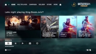 King-Doom-Julz's Live Back 2 Battlefield 4