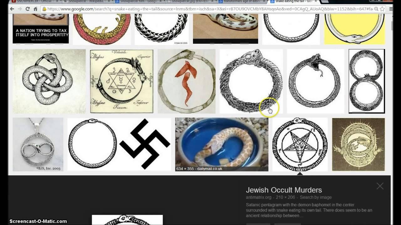 Chris Evans Snowpiercer Illuminati Freemason Symbolism