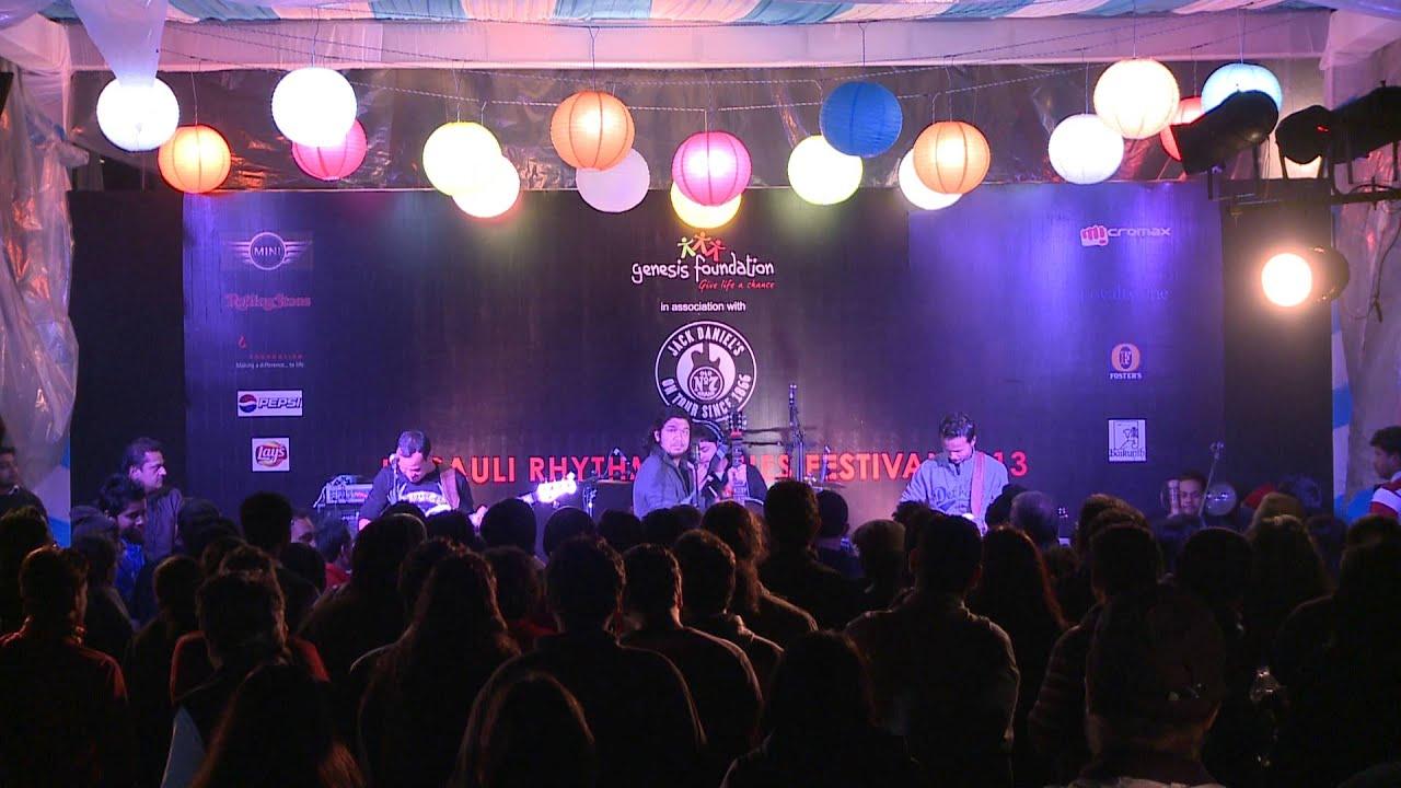 Rhythm and Blues Festival in Kasauli