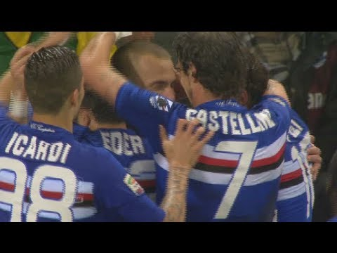 Sampdoria-Juventus vista da Samp TV