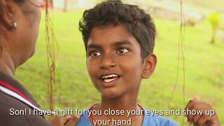 டீன்|TIIN|METAPHORICAL SHORT FILM|MALAYSIA|STORY OF A SINGLE MOTHER
