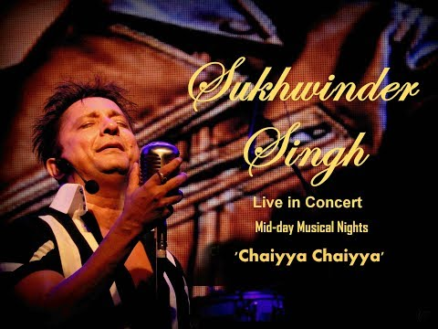 Sukhwinder Singh Live - Chaiyya Chaiyya : Mid-day Musical Nights   Phoenix Marketcity.